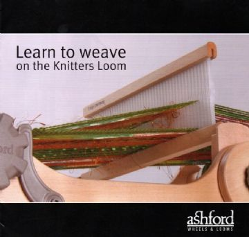 Learn to weave on the Knitters Loom